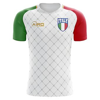 2020-2021 Italië Away Concept Voetbalshirt