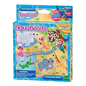 Aquabeads 31078 dierentuin leven Set, meerkleurig