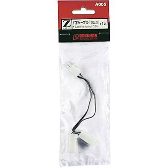 7297405 Z Rokuhan (incl. track bed) Cable 10 mm