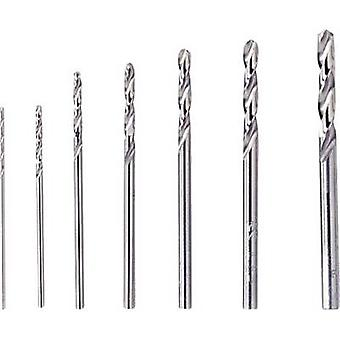 Dremel 2615062832 HSS Metal twist drill bit 7-piece Cylinder shank 1 Set
