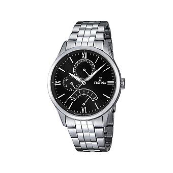 FESTINA - watches - men - F16822-4 - retrograde - classic