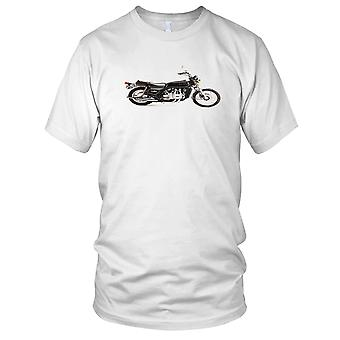 Honda Goldwing G1000 klassisches Motorrad Biker Herren T Shirt