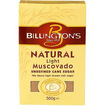 Billingtons Light Muscavado Brown Sugar