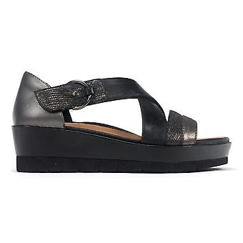 Earth Womens hibiscus Open Toe Casual Platform Sandals