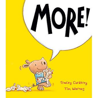 Enemmän! mennessä Tracey Corderoy - Tim Warnes - 9781848691339 kirja