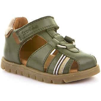 Froddo Boys G2150099-4 Closed Toe Sandals Green
