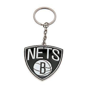 Brooklyn Nets Keyring