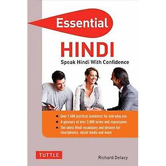 Essential Hindi - Puhu Hindi luottavaisin mielin (Hindi Phrasebook) ri