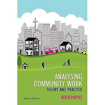 Analyse des travaux communautaires: Théorie et pratique