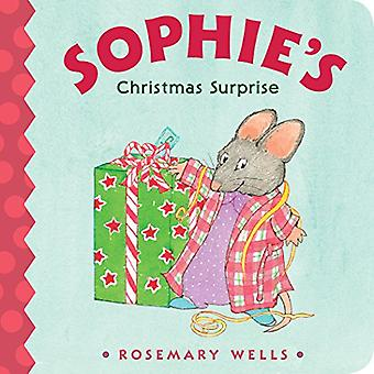 Sophie's Christmas Surprise [Board book]