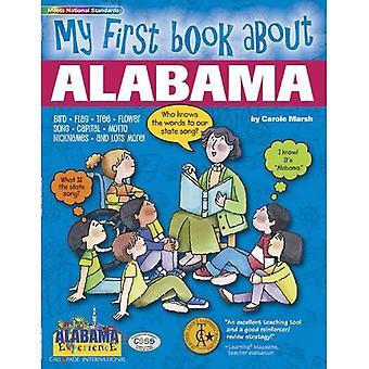 Il mio primo libro su Alabama!