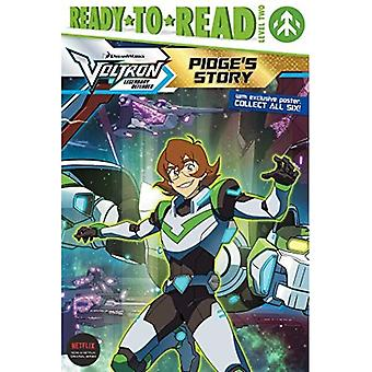 Historia de Pidge (Voltron defensor legendario)