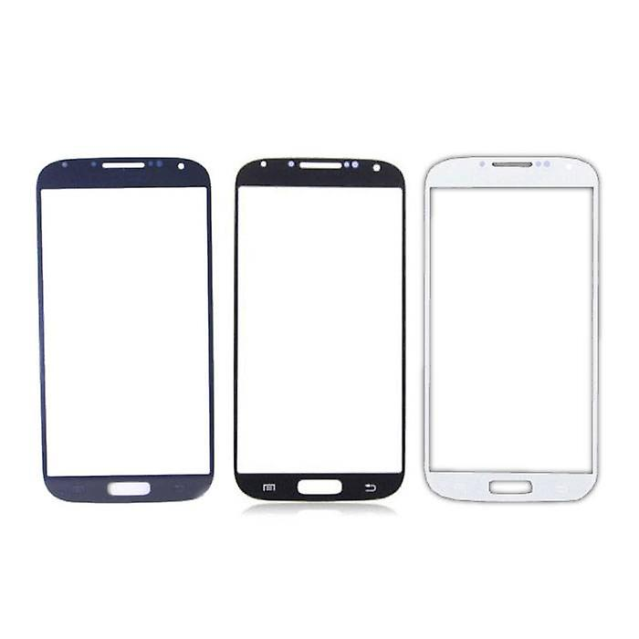 Stuff Certified® Samsung Galaxy S4 i9500 AAA + Quality Front Glass - Black