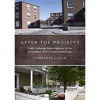 Nach den Projekten - öffentlichen Wohnungsbau Sanierung und die Governance-o