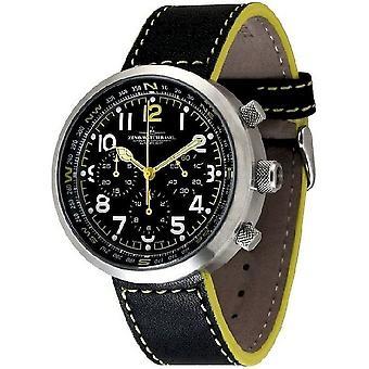 זנו-Watch גברים של שעון רונדו הכרונוגרף 2020 B560-19