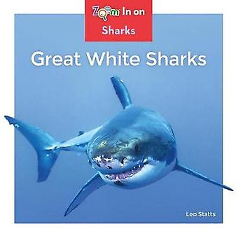 Great White Sharks by Leo Statts - 9781532120084 Book