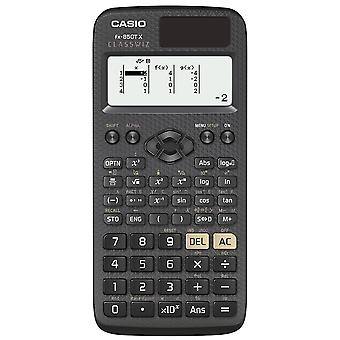Casio GCSE Scientific Calculator with 276 Functions - Black (FX85GTX)