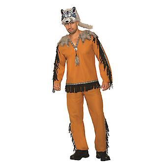 Wolf Spirit + Costume Mask