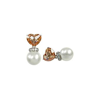 Belle Etoile Opulence Champagne Earrings 3030810501