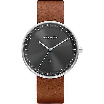 Relógio masculino-Jacob Jensen 275 estratos