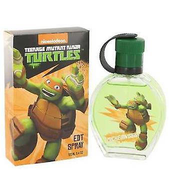Teenage Mutant Ninja Turtles Michelangelo By Marmol & Son Eau De Toilette Spray 3.4 Oz (men) V728-515622