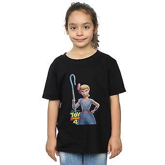 Disney Girls Toy Story 4 Bo Peep koukku T-paita
