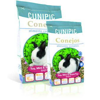 Cunipic Baby Toy Mini and Supertoy (Small pets , Dry Food and Mixtures)