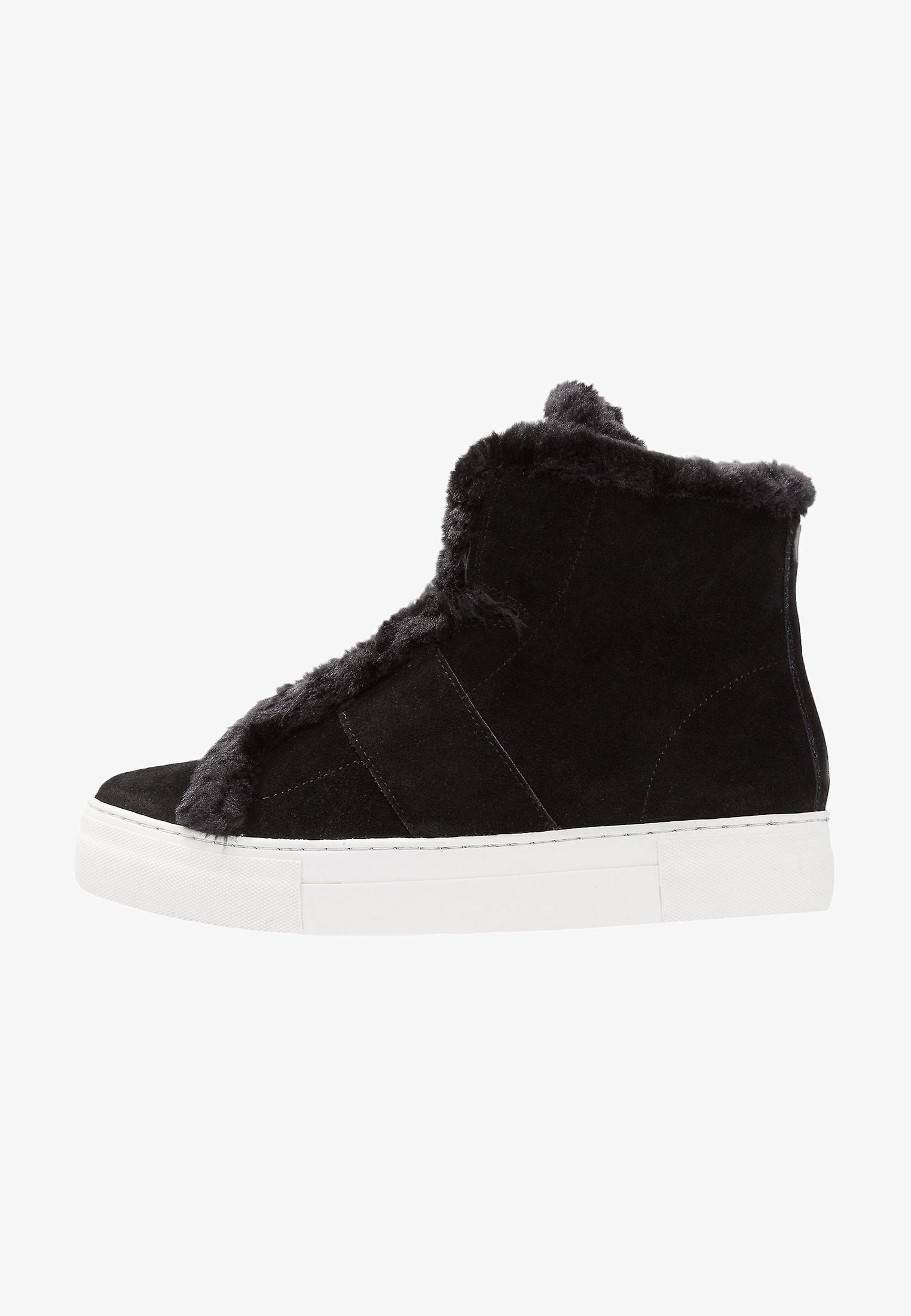 DKNY Damskie Mason-High Top SNE Skóra Hight Top Pull On Fashion Sneakers 96hPG