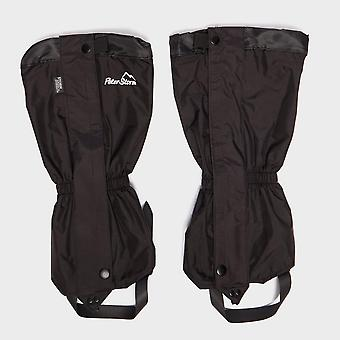 New Peter Storm Hike Waterproof Walking Gaiters Black