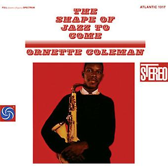 Ornette Coleman - Shape of Jazz to Come [Vinyl] USA import