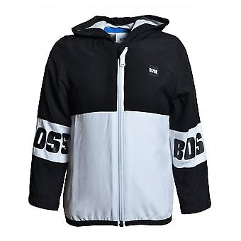 Hugo Boss Boys Hugo Boss Infant Boys Black and White Tracksuit