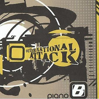 Piano B - Outernational Attack [CD] USA import