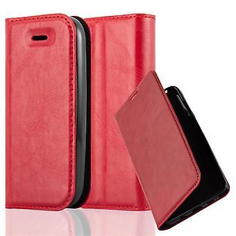 Hülle für Nokia 105 DUAL Klappbare Handyhülle - Cover - mit Standfunktion und Kartenfach