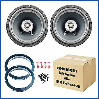Fiat Bravo speaker mounting kit door front