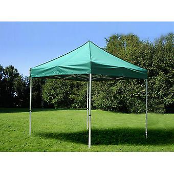 Vouwtent/Easy up tent FleXtents PRO 3x3m Groen