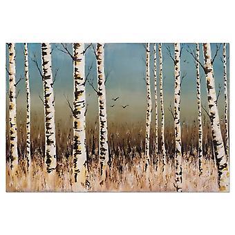Deco Panel, birch forest