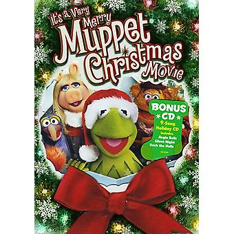 It's a Very Merry Muppet Christmas [DVD] USA import