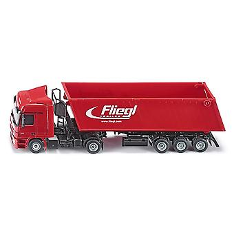 Siku 3537  LKW Lorry With Tipping Trailer  1:50