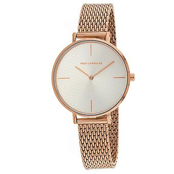 Ted Lapidus Women's Classic Rose gold Dial Watch - A0705URFIXX