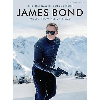 James Bond  The Ultimate Collection by Hal Leonard Publishing Corporation