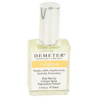 Demeter Gingerale By Demeter Cologne Spray 1 Oz (women) V728-482234