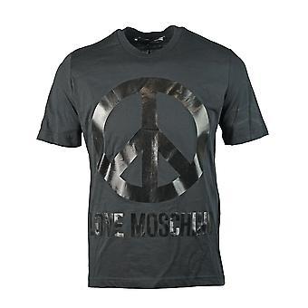 Kjærlighet Moschino M 4 732 3B M 3876 C74 T-skjorte