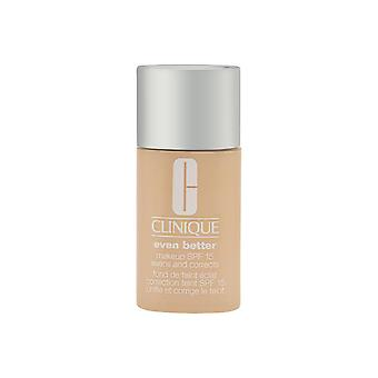 Clinique even better makeup spf 15 evens and corrects cn 0.75 custard
