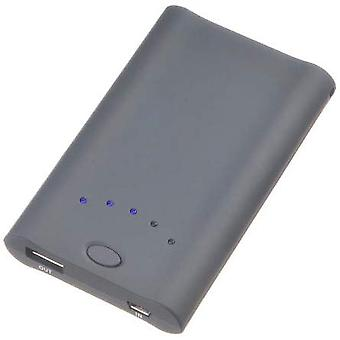 Cell-Gear Re-Chargeable USB Power Bank Battery Pack 3400mAh