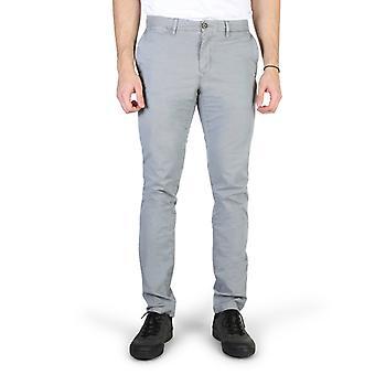 Tommy hilfiger men's trousers grey mw0mw02349