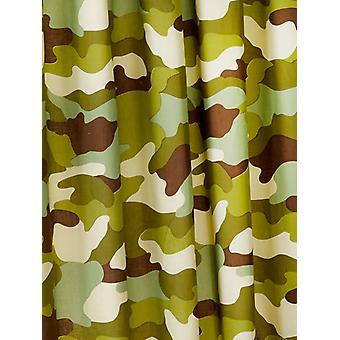 Cortinas forradas de camuflaje del ejército