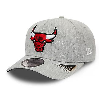 New Era 9Fifty Stretch-Snap KIDS Cap - Chicago Bulls grey