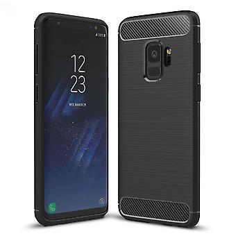 Stødsikker TPU shell til Samsung Galaxy S9