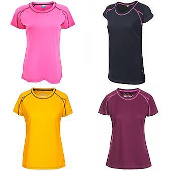 הסגת גבול נשים/גבירותי מאמו חולצת טריקו שרוול קצר