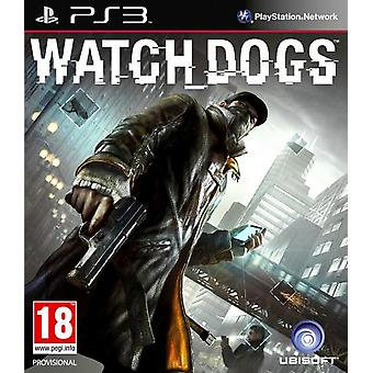 Ubisoft Watch Dogs PS3 Game